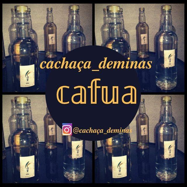 Cachaça Premium CAFUA fermentada nó fubá - Foto 3