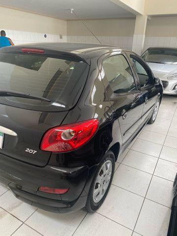 Peugeot 207 impecável Xr 1.4 2011 - Foto 4