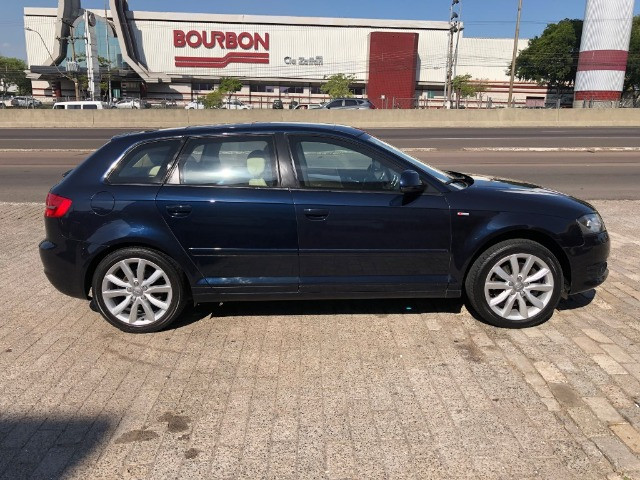 Audi A3 Sportback 2.0 Tfsi S-tronic ano: 2010 Top Blindado Impecavel - Foto 4