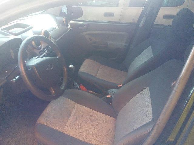 Ford Fiesta sedan compl + gnv ent + 48x 430,00 Fixas 1ª parcela por conta da loja - Foto 9