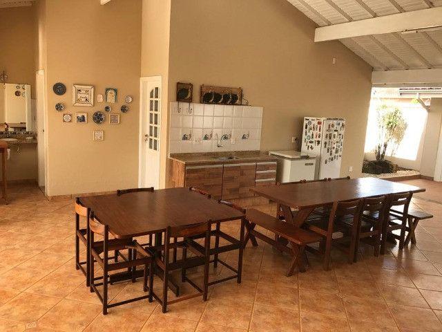Residência construída em 700 M2 de terreno com piscina em Araras-SP - Foto 7