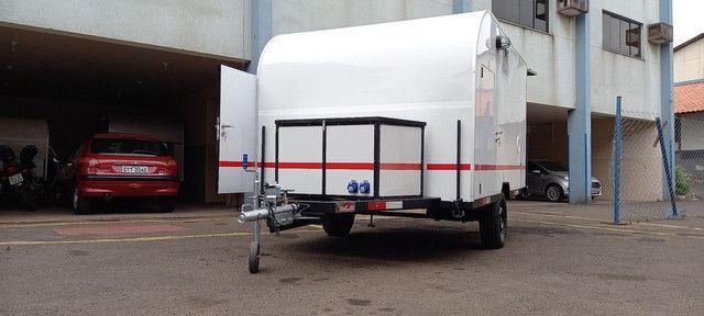Mini trailer família