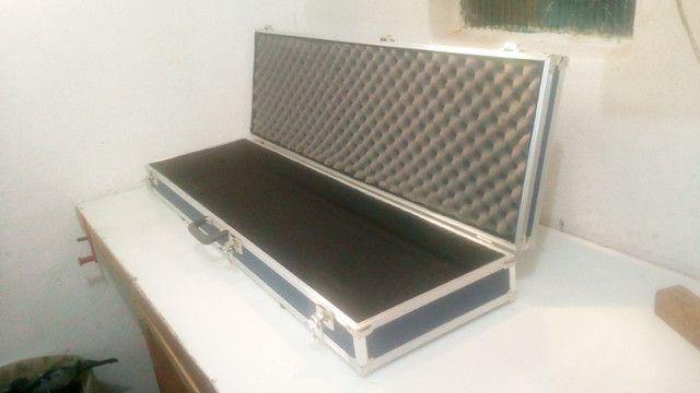 Hard cases para teclados, Sintetizadores e Pianos Eletronicos - Foto 2