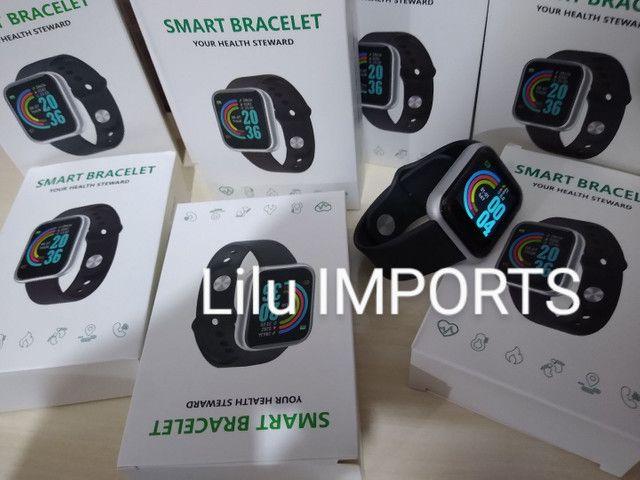 Smartwach d20 pro relogio inteligente! - Foto 2