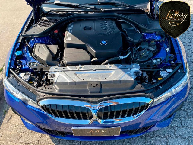 BMW 330i 2020 Azul M-Sport - Foto 16