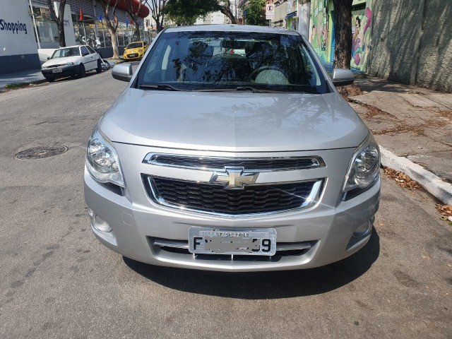 GM cobalt lt aut. kit multimidia flex ac troca financio ac cartao sem entrada - Foto 8