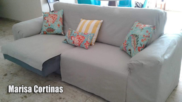 Capa para sofá sob medidas