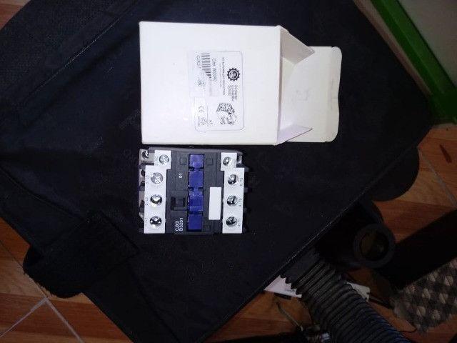 Contator trifásico 32a 380v - cjx2-32 - lc1-d3210, novo, na caixa