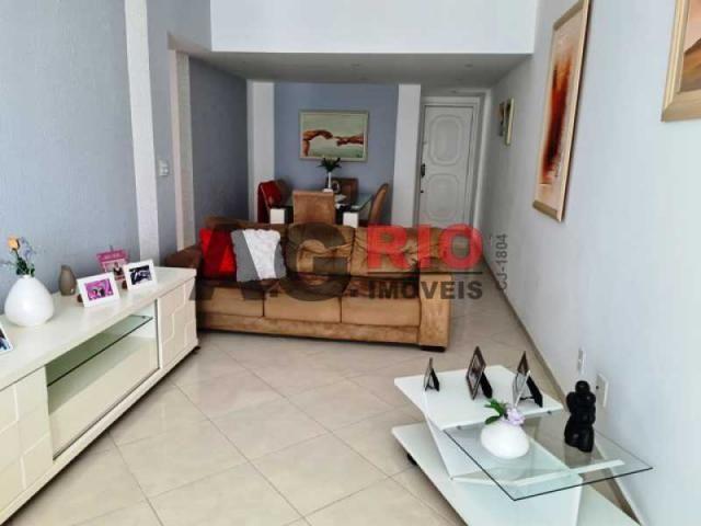 Apartamento à venda com 3 dormitórios em Vila valqueire, Rio de janeiro cod:VVAP30293 - Foto 3