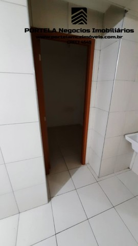Apto Beira Mar no Trapiche, 3/4, suíte, varanda, despensa, wc serviço, 2 vagas. - Foto 12