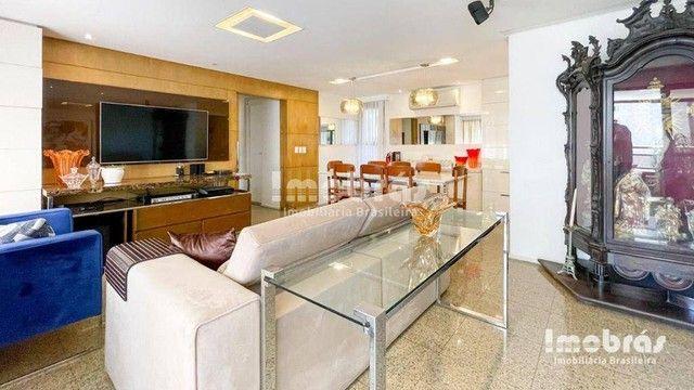 Ed. Lucca, apartamento com 4 dormitórios à venda, 207 m² por R$ 1.300.000 - Aldeota - Fort - Foto 3