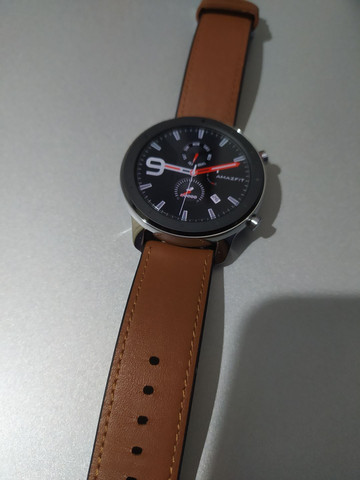 Vendo Relogio Xiaomi Amazfit GTR - Foto 2