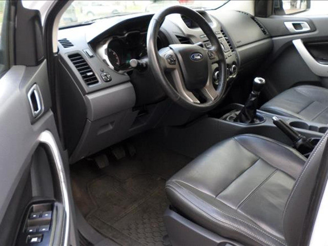 ford ranger 2.5 xlt 4x2 cd 16v flex 4p manual - Foto 2