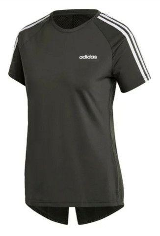 Camiseta Adidas feminina  - Foto 4