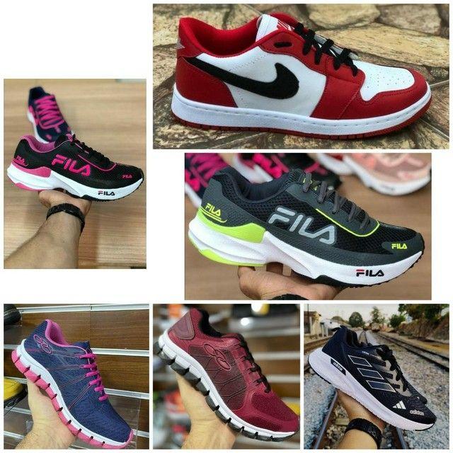 Vendo tênis Fila e outros lançamento ( 120 com entrega) - Foto 3