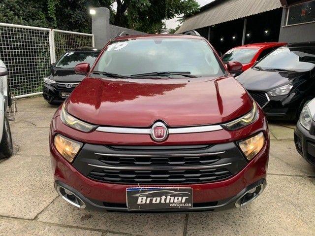 Fiat Toro Com GNV 2019
