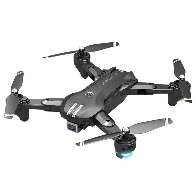 10X Sem Juros Drone com Câmera FPV H68 a Pronta entrega com Bag - Foto 6