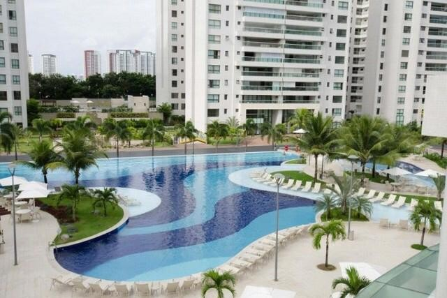 Oportunidade Le parc 142 mts  sao 3 suites e duas vagas em Patamares - Salvador - BA - Foto 2
