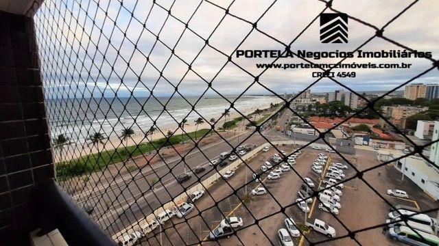 Apto Beira Mar no Trapiche, 3/4, suíte, varanda, despensa, wc serviço, 2 vagas. - Foto 9