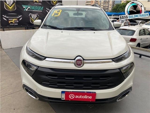 Fiat Toro freedom 1.8 flex 2019 leia a descrição - Foto 4