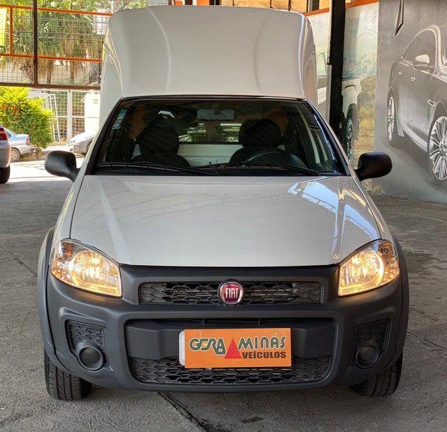Fiat Strada Hard Working 1.4 (Flex) (Cabine Simples) - Foto 2