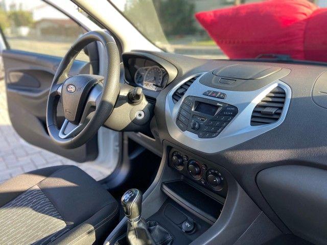 Ford Ka 2015 1.0 Completo - Foto 8