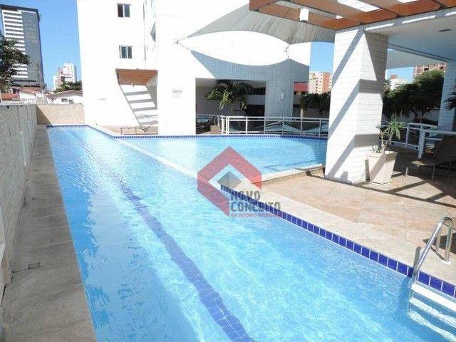 Apartamento com 3 dormitórios à venda, 72 m² por R$ 680.000,00 - Aldeota - Fortaleza/CE