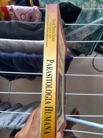 Livro de parasitologia humana - Foto 2