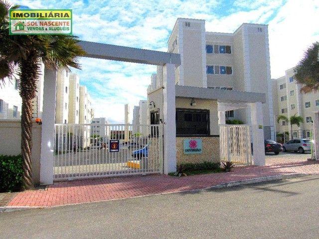 REF: 04319 - Ótimo apartamento na Maraponga!