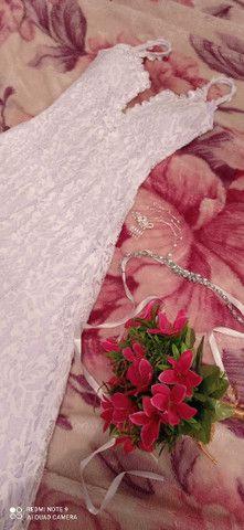 Vestido de noiva cívil - Foto 3