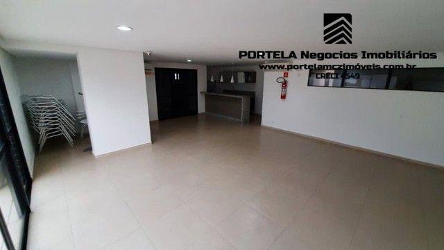 Apto Beira Mar no Trapiche, 3/4, suíte, varanda, despensa, wc serviço, 2 vagas. - Foto 4