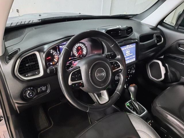 Jeep Renegade Longitude 1.8 automático  - único dono  - Foto 15