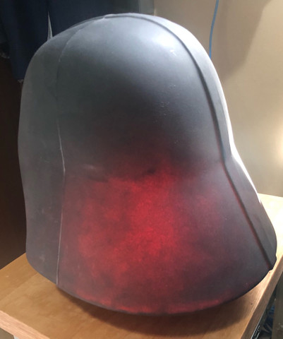 Luminária Darth Vader - Foto 3