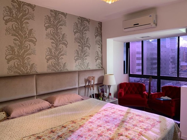 Apartamento para venda com 230 metros quadrados com 4 quartos em Ponta Verde - Maceió - Foto 17