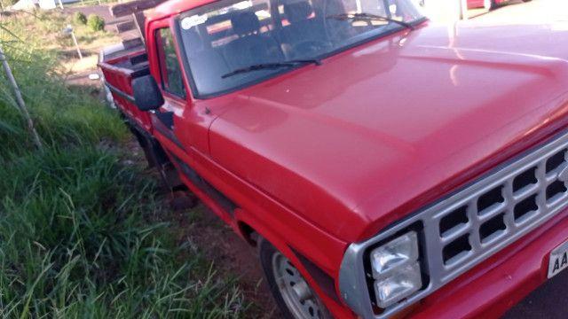 Vendo ou troco f100 diesel