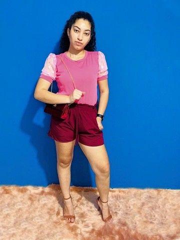 Roupas femininas Conjuntos, vestidinhos e macaquinhos.... - Foto 3