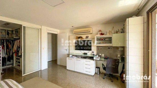 Ed. Lucca, apartamento com 4 dormitórios à venda, 207 m² por R$ 1.300.000 - Aldeota - Fort - Foto 12