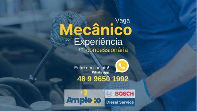 Mecânico com Experiência