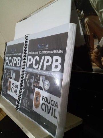 Apostila do Concurso da PCPB 2021 - Agente e Escrivão de Polícia - Foto 3