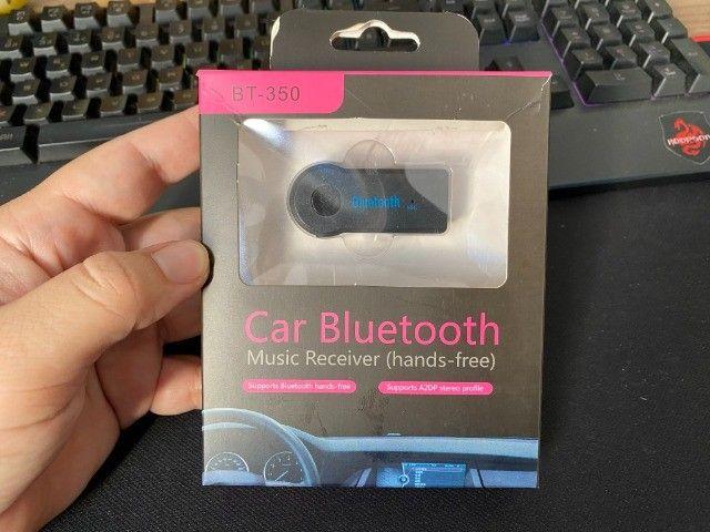 Adaptador Bluetooth Musica Celular Som Bt-350