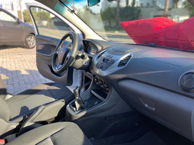 Ford Ka 2015 1.0 Completo - Foto 9