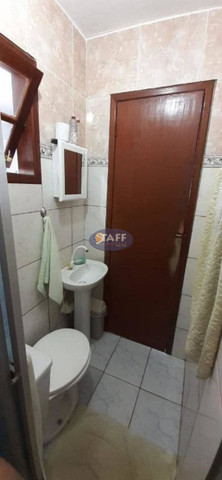 idfy-Casa c/ 1 dormitório à venda, 51 m² por R$ 48.000,00 -Unamar -Cabo Frio/RJ - Foto 6
