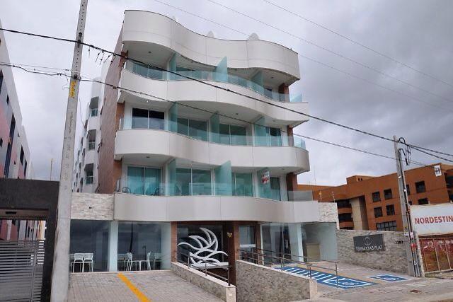 Flat Condominio de Luxo à beira mar de Manaira