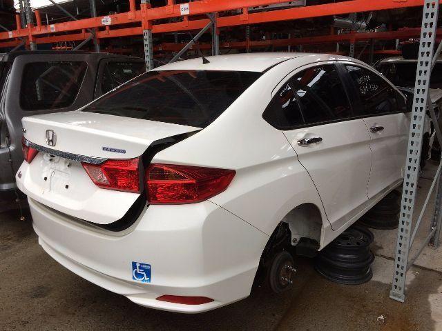 Peças usadas Honda City 2015 1.5 16v flex 116cv câmbio automático