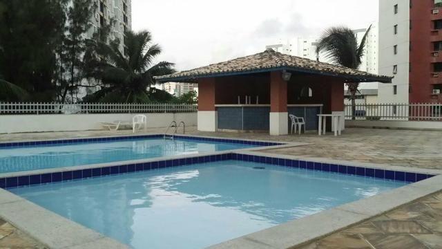 2/4 com suite e dependência Pituba, nascente,82m, rua fechada, infraestrutura