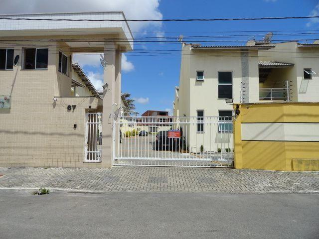 CA0074 - Casa Duplex, 2 Quartos(1 Suite), Condomínio Gipsy na Lagoa Redonda, Fortaleza