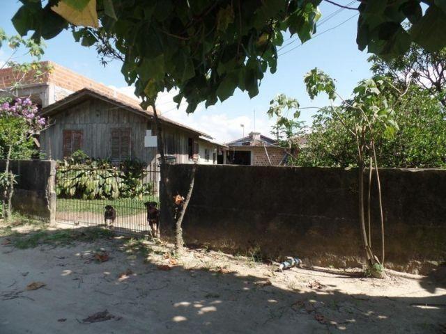 Terreno com casa em Perequê - Porto Belo - Foto 2