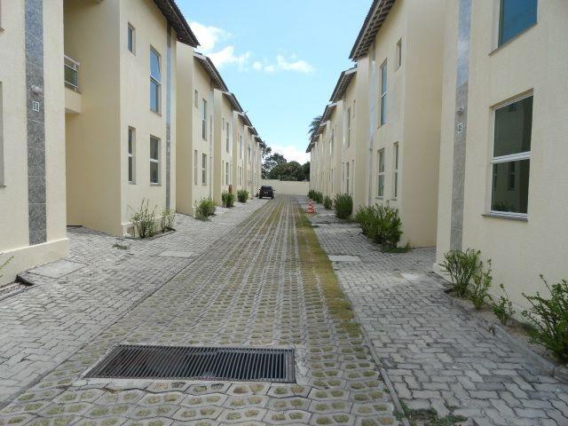 CA0074 - Casa Duplex, 2 Quartos(1 Suite), Condomínio Gipsy na Lagoa Redonda, Fortaleza - Foto 4