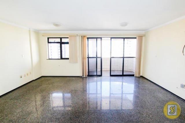 Apartamento para alugar com 3 dormitórios em Meireles, Fortaleza cod:12353 - Foto 5