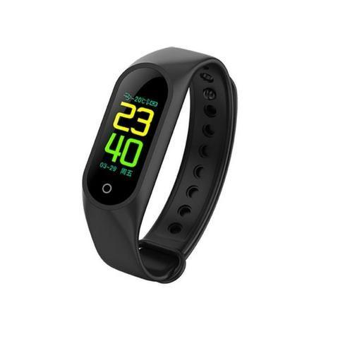 40ca5b1001a Relógio Inteligente Pulseira Smart M3 Usb Melhor Que Mi Band ...